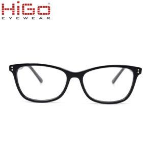 Het hoge Kleurrijke Optische Frame Eyewear van de Acetaat van de Glazen van het Oog Quatity