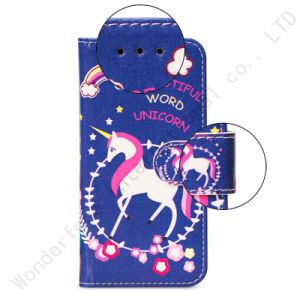 Commerce de gros Cartoon Unicorn Housse en cuir pour Huawei P20 PRO