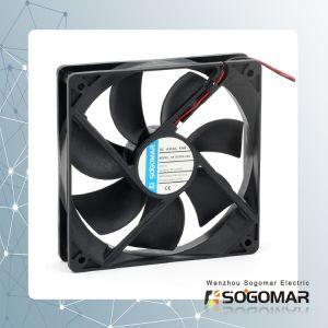 El ventilador de 120x120x25mm 12/24V para la refrigeración del equipo
