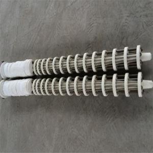 処置の炉の陶磁器のボビンの放射管のヒーター