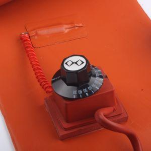 온도 조종 발열체 DIY 디자인을%s 가진 세라믹 난방 격판덮개 실리콘 고무 장