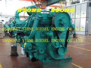 Ktaa19-G7 So46206 So46266 610kw/664kw van de Dieselmotor van Cummins voor de Reeks van de Generator