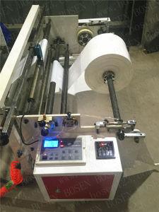 Multifunción completamente automática de parches Bolsa de transporte, bolsa, bolsa de dibujo de la cuerda, D manejar Bolsa Bolsa de plástico que hace la máquina
