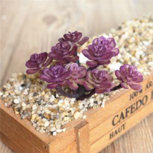 Осень серия Искусственные растения Succulents Garden Home оформление