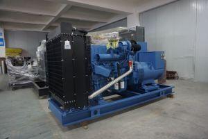 Reservedieselset des generator-700kw mit Energien-der Kapazität des Ricardo-Motor-875kVA