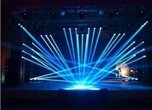Iluminación discoteca 350W 3in1 moviendo la cabeza de la luz de la etapa Spot