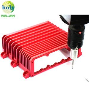 Beste Kwaliteit CNC die het Geanodiseerde Geval van het Aluminium met Verschillende Kleuren machinaal bewerken