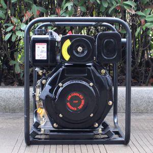 Bison 3 pulgadas de 5CV del motor Diesel Bomba de agua