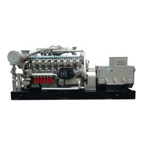 1MW generador de biogás
