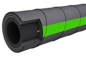 Tubo flessibile antiabrasione industriale della gomma di scoppio/sabbiatura della sabbia