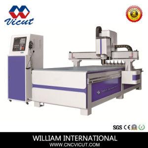 CNCのルーターを広告するアクリルMDFの合板の高精度