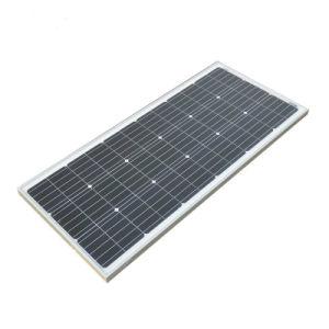 高性能100ワットの太陽街灯のためのモノラル太陽電池パネルのモジュール