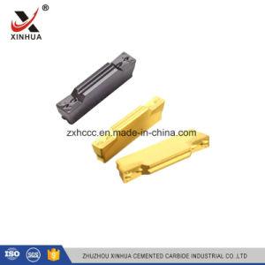 3mm de carbure de tungstène et de séparation de rainurage Mgmn300-M INSERT pour l'acier et acier inoxydable