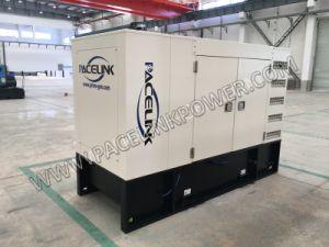38kVA 경제 세륨 ISO를 가진 Cummis에 의하여 강화되는 침묵하는 디젤 엔진 발전기 세트