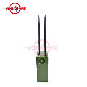 Emittente di disturbo di Conoy emittente di disturbo /Blocker di Powermanpack dell'uscita da 30 watt per la radio a frequenza ultraelevata di CDMA/GSM/3G2100MHz/4glte Cellphone/VHF/, programmi dell'emittente di disturbo del telefono delle cellule