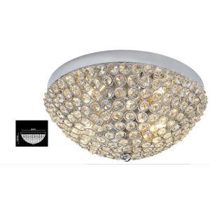 Moderno hotel de belo lustre de vidro da lâmpada de teto pendente de sombra para Uxury Hotel