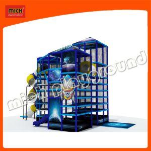 新しい商業子供の屋内運動場装置のくもタワー
