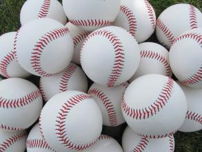 Хорошее качество заводская цена ПВХ кожаные OEM подготовки рекламных бейсбольного