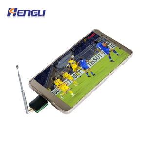 디지털 수신기 조율사 DVB T2 Dongle 소형 USB 지팡이 인조 인간 텔레비젼 조율사 패드 텔레비젼 Worldcup 2018년