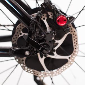 Freno disco hidráulico bicicleta Bicicleta eléctrica inteligente motor de CC