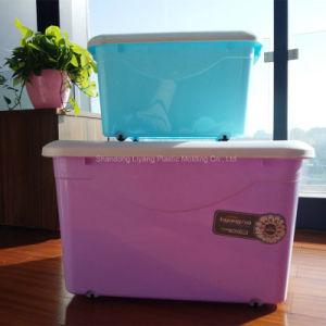 Haute qualité en plastique de qualité des aliments contenant de la case PP Boîte de rangement