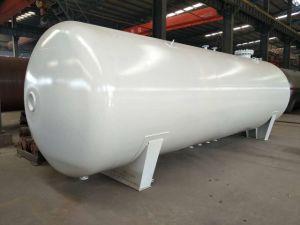 25tons 50cbm Gas-Zylinder, die LPG-Sammelbehälter wieder füllen