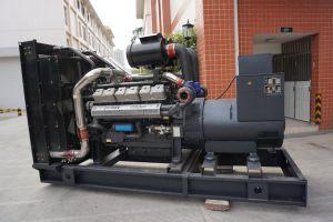 gruppo elettrogeno diesel standby di 350kw Genset Ricardo Tad35