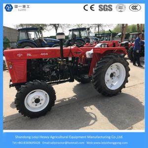 マルチFuction農業40HP農場か庭またはコンパクトなか小型または小さいまたは芝生のトラクター4の車輪駆動機構