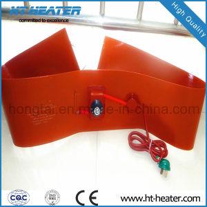 Hongtaiの適用範囲が広く物質的なシリコーンゴムのヒーターバンド