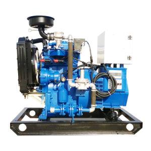 販売のための小さいHomwによって使用されるエンジン10kwのBiogasの発電機セット
