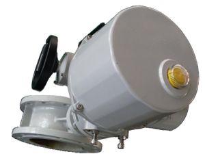 Grande parte do binário de venda quente vire/trimestre gire o atuador da válvula motorizada eléctrica para o óleo/gás/Indústria química