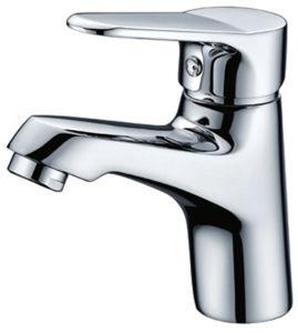 浴室の洗面器の銅のコック(NJ-0053)