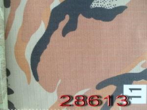 Algodão Ripstop /Estrutura Militar de camuflagem de poliéster