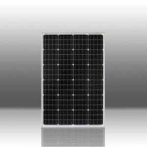 Cellules solaires monocristallines 120W / Panneaux solaires (Z002-QJM120-72)