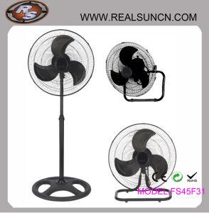 Volles Black Industrial Fan 3 in 1 - FS45F31