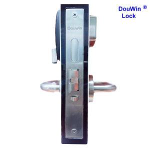 나무로 되는 문을%s 스마트 카드 자물쇠 시스템 유럽 자물쇠
