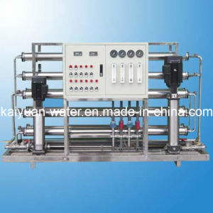Alto RO Purifier System/Pure Water Purification Machine di Desalination Rate 2stage