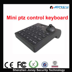 3 Controlemechanisme van het Toetsenbord PTZ van de Bedieningshendel van de as het Mini