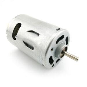 Расходы на заводе 12V электрического тока электродвигателя привода щеток вращающегося пылесборника для микро водяной насос/вакуумного насоса