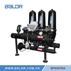 3 unités de lavage du filtre à disque système d'irrigation