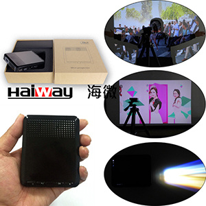 Haiway Handheld Mini Projector mit CER RoHS