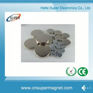 Strong постоянные Редкоземельные N42 диск магнита
