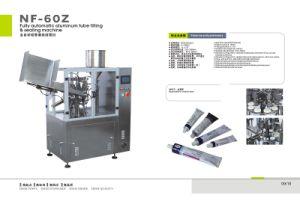 Tubo de Aluminio automática Máquina de Llenado y Sellado