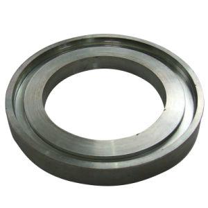 CNC bearbeitete geschmiedete legierter Stahl-Ringe maschinell