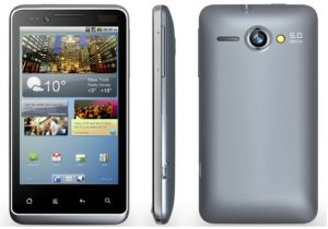 Doppel-SIM 3G androides Telefon mit Mtk6573 Chipset, Android 2.3 OS