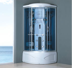 Control por ordenador ducha de vidrio templado (C-31-100)