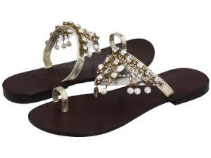 Lady's Fashion cordon sandales