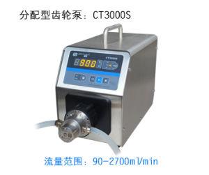 Intelligenter zugeführter Mikrogang, der Pumpe 15-2700ml/Min dosiert