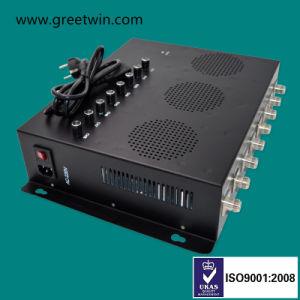 Acht Band 80 Stoorzender van de Telefoon van de Cel van de Macht van W 4G de Militaire Gebruikende Regelbare