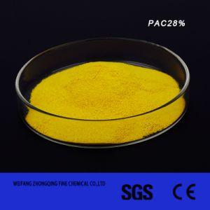 Het industriële Chloride PAC van het Poly-aluminium van Chemische producten
